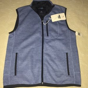 NWT Johnnie-O Lined Vest